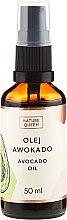"""Profumi e cosmetici Olio cosmetico """"Avocado"""" - Nature Queen Avocado Oil"""