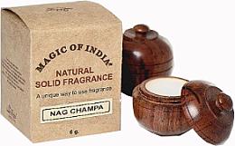 "Profumi e cosmetici Crema-profumo naturale ""Nag Champa"" - Shamasa"