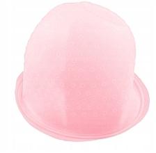 Profumi e cosmetici Cuffia in silicone per mechès, rosa - Deni Carte