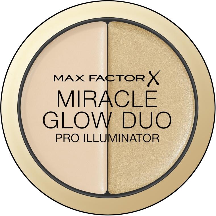 Correttore illuminante - Max Factor Miracle Glow Duo