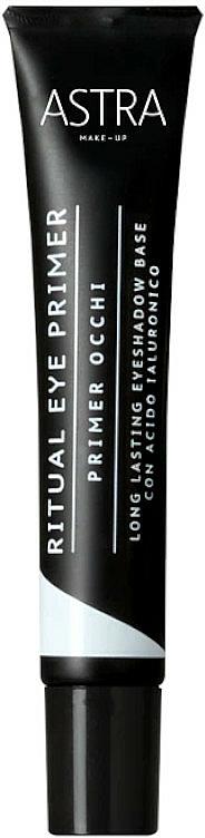 Primer occhi - Astra Make Up Ritual Eye Primer