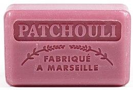 """Profumi e cosmetici Sapone di Marsiglia """"Patchouli"""" - Foufour Savonnette Marseillaise Patchouli"""