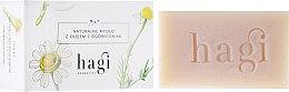 Profumi e cosmetici Sapone naturale con estratto di borragine - Hagi Soap