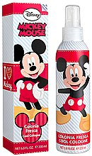 Profumi e cosmetici Air-Val International Disney Mickey Mouse Colonia Fresca - Spray corpo profumato