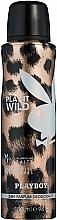 Profumi e cosmetici Playboy Play It Wild For Her - Deodorante