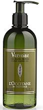 """Profumi e cosmetici Gel disinfettante per mani """"Verbena"""" - L'Occitane Verbena Clean Hands Gel"""