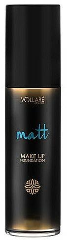Fondotinta - Vollare Matt Make-up Foundation
