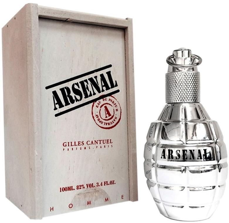 Gilles Cantuel Arsenal - Eau de Parfum — foto N1