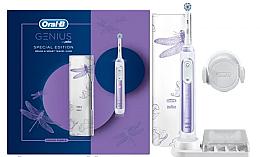 Profumi e cosmetici Spazzolino elettrico - Oral B Genius 10000N Special Edition Orchid Purple
