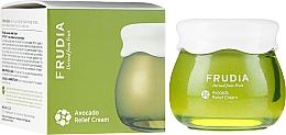 Profumi e cosmetici Crema viso rivitalizzante con estratto di avocado - Frudia Relief Avocado Cream