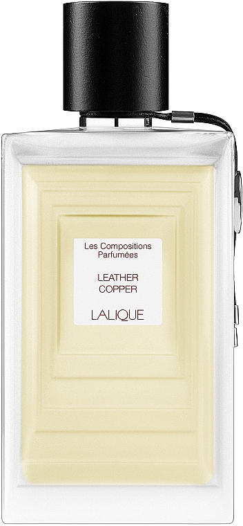 Lalique Leather Copper - Eau de Parfum