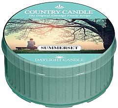 Profumi e cosmetici Candela profumata al tè - Country Candle Summerset Daylight