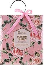Profumi e cosmetici Bustina profumata - IDC Institute Country Rose Scented Garden Wardrobe Sachet