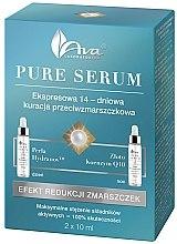 Profumi e cosmetici Terapia antirughe viso - Ava Laboratorium Pure Serum