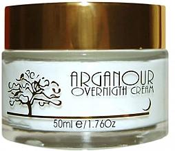 Profumi e cosmetici Crema viso da notte - Arganour Anti-Aging Night Cream