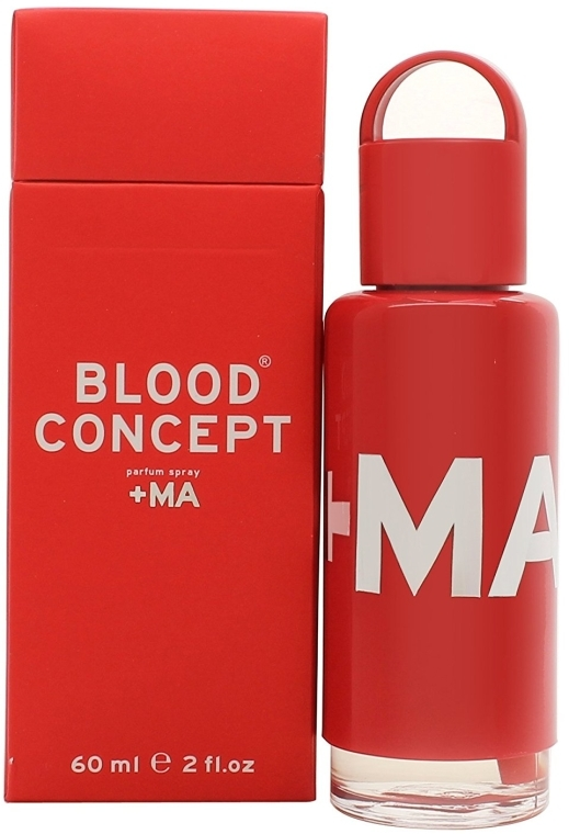 Blood Concept RED+MA - Profumo — foto N1