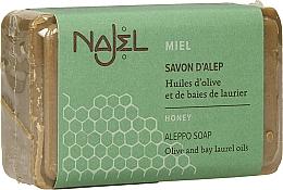 Profumi e cosmetici Sapone di Aleppo al miele - Najel Soap