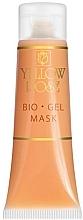 Profumi e cosmetici Maschera viso in biogel - Yellow Rose Bio Gel Mask