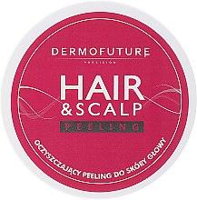 Profumi e cosmetici Peeling per il cuoio capelluto - DermoFuture Hair&Scalp Peeling