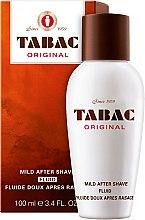 Profumi e cosmetici Maurer & Wirtz Tabac Original Mild After Shave Fluid - Balsamo dopobarba