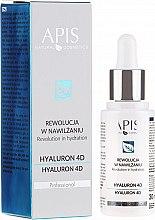 Profumi e cosmetici Acido ialuronico - APIS Professional 4D Hyaluron