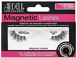 Profumi e cosmetici Ciglia finte - Ardell Magnetic Lashes Accent 002