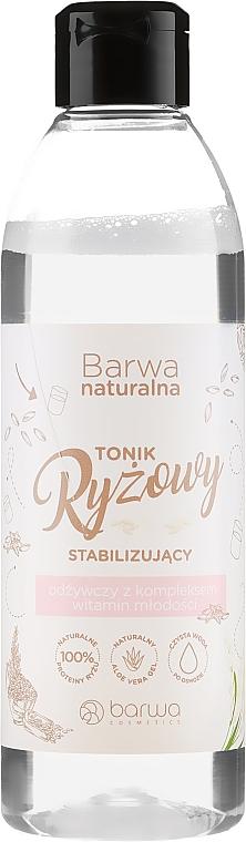 Tonico viso - Barwa Natural