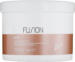 Profumi e cosmetici Maschera capelli rigenerante intensiva - Wella Professionals Fusion Intense Repair Mask