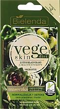 Profumi e cosmetici Maschera per pelli miste e grasse - Bielenda Vege Skin Diet