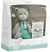 Profumi e cosmetici Mustela Musti - Set (edt/50ml + toy)