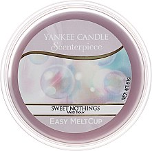 Profumi e cosmetici Cera aromatica - Yankee Candle Sweet Nothings Melt Cup