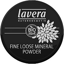 Profumi e cosmetici Cipria - Lavera Fine Loose Mineral Powder