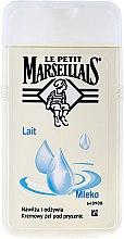 Profumi e cosmetici Doccia crema - Le Petit Marseillais Milk Cream Shower