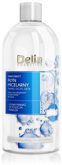 Acqua micellare idratante - Delia Hialuron Micellar Water