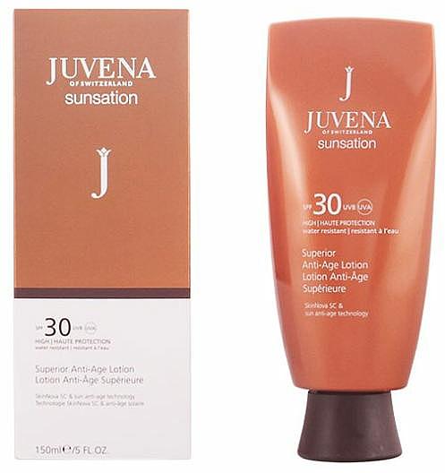 Lozione solare per viso - Juvena Sunsation Superior Anti-Age Lotion SPF 30 — foto N1
