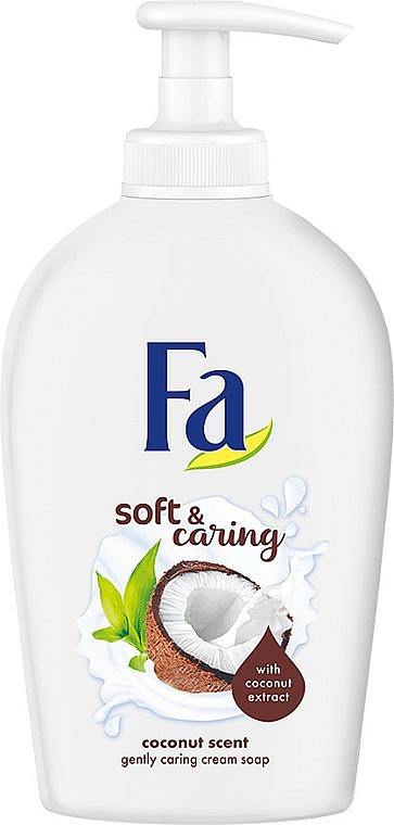 """Sapone liquido """"Latte di cocco"""" - Fa Coconut Milk — foto N1"""