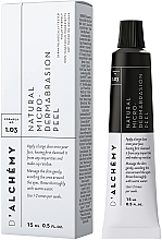 Profumi e cosmetici Peeling viso - D'Alchemy Natural Micro? Dermabrasion Peel