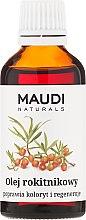Profumi e cosmetici Olio d'olivello spinoso - Maudi