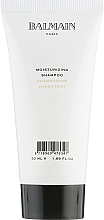 Profumi e cosmetici Shampoo capelli idratante - Balmain Paris Hair Couture Moisturizing Shampoo Travel Size