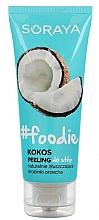Profumi e cosmetici Peeling piedi - Soraya #Foodie Coconut Foot Peeling