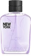 Profumi e cosmetici Playboy Playboy New York - Eau de toilette