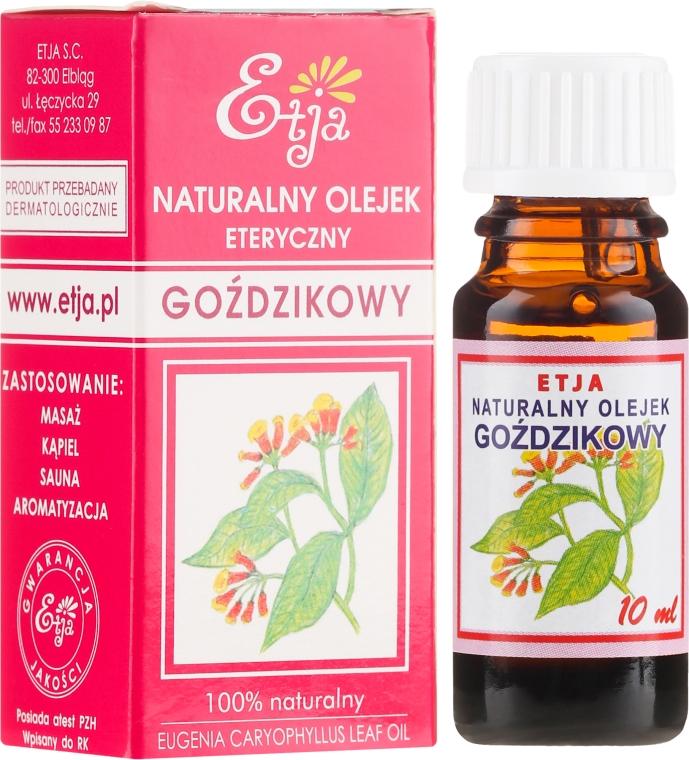 Olio essenziale naturale di chiodi di garofano - Etja Natural Essential Oil