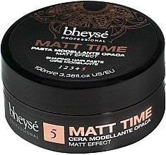 Profumi e cosmetici Pasta capelli opacizzante - Renee Blanche Bheyse Matt Time