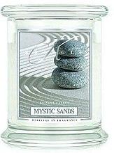 Profumi e cosmetici Candela profumata in vetro - Kringle Candle Mystic Sands