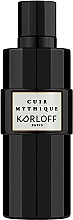 Profumi e cosmetici Korloff Paris Cuir Mythique - Eau de parfum