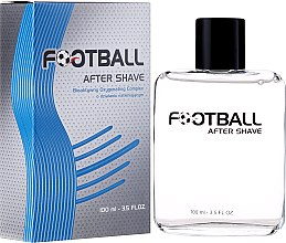 "Profumi e cosmetici Lozione dopobarba ""Football"" - Pharma CF After Shave Lotion"