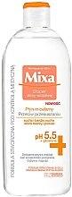 Profumi e cosmetici Acqua micellare per la pelle secca - Mixa Anti-Dryness Micellar Water