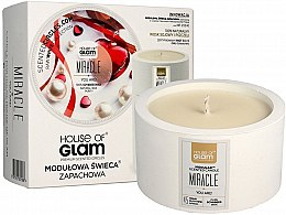 Profumi e cosmetici Candela profumata - House of Glam Miracle You Are Candle
