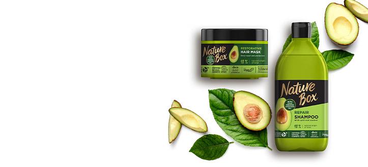 Acquistando tre prodotti promozionali Nature Box, ricevi in regalo il prodotto con il costo più basso