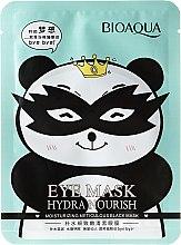 Profumi e cosmetici Maschera trattamento contorno occhi - Bioaqua Eye Mask Hydra Nourish